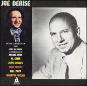 Sings & Plays Jimmy Van Heusen Anthology V4
