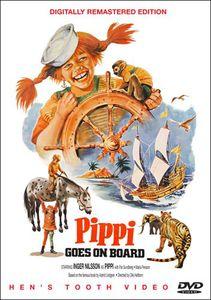 Pippi Longstocking: Pippi Goes on Board