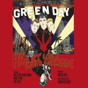 Heart Like a Hand Grenade [Import]