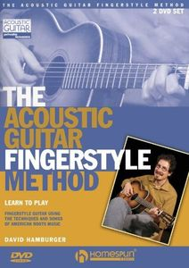 Acoustic Guitar Fingerstyle Method