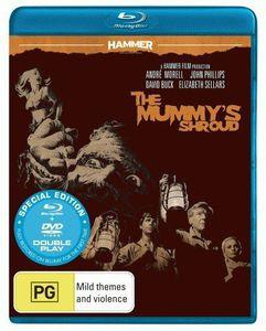 Hammer Horror-The Mummy's Shroud [Import]