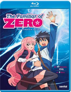Familiar of Zero: Complete Collection