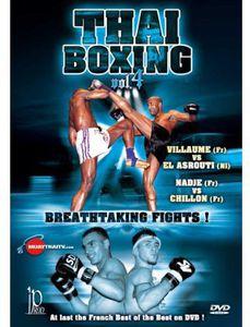 Thai Boxing: Volume 4: Breathtaking Fights!