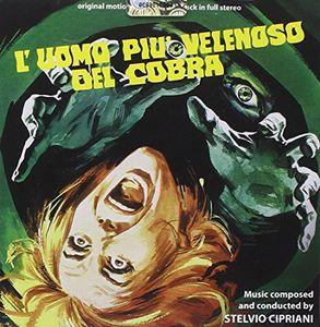 L'Uomo Più Velenoso Del Cobra (Human Cobras) (Original Motion Picture Soundtrack)