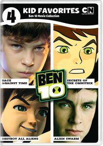 4 Kid Favorites: Ben 10 Movie Collection