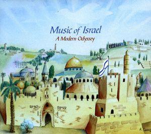 Music of Israel: A Modern Odyssey