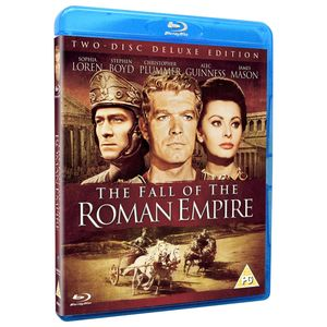 Fall of the Roman Empire (1964)