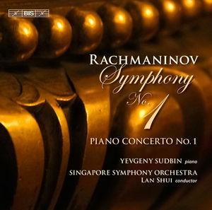 Symphony No 1 & Piano Concerto No 1