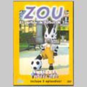 El Partido de Futbol de Zou-5 Episodios [Import]