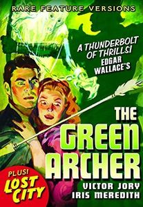 Green Archer /  Lost City