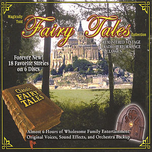 Magically Told Fairy Tales Collection