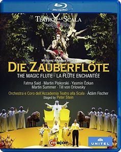 Wolfgang Amadeus Mozart: Die Zauberflote