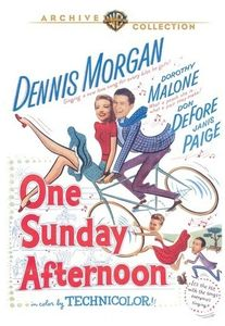 One Sunday Afternoon