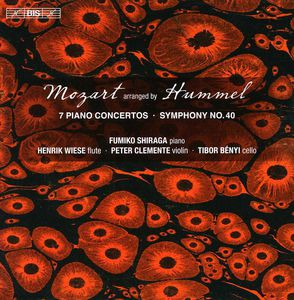 Mozart Arranged By Hummel