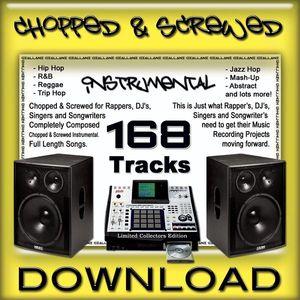 Chopped & Screwed Instrumental /  Various