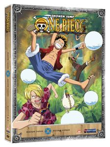 One Piece: Season 3 Second Voyage