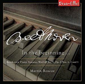 Beethoven Piano Sonatas Volume 5: In the Beginning
