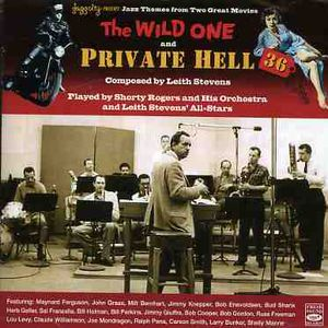 Jazz Themes From Two Great Movies: Wild One and Private Hell 36