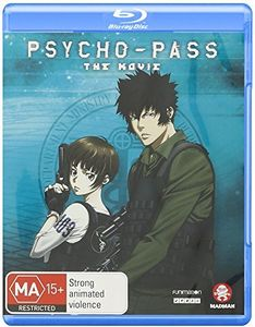 Psycho-Pass The Movie [Import]