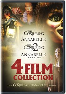 Annabelle 4 Film Collection