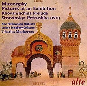 Pictures at An Exhibition /  Petrushka