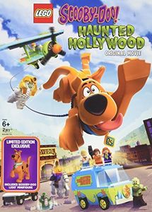 Lego Scooby: Haunted Hollywood (With Figurine)