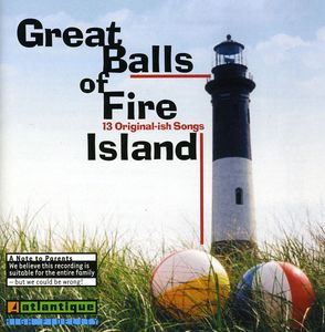 Great Balls of Fire Island
