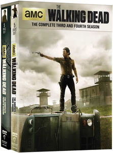 Walking Dead: The Complete Third and Fourth Season