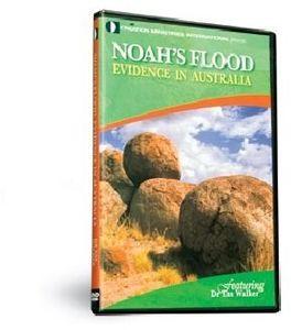 Noah's Flood: Evidence In Australia