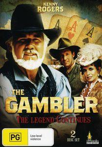Gambler-The Legend Continues [Import]