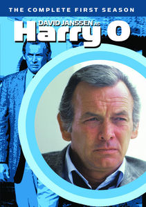 Harry O: The Complete First Season