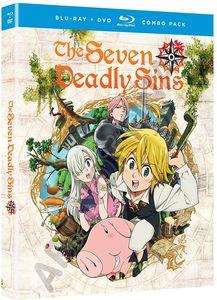 Seven Deadly Sins: Season One - Part One