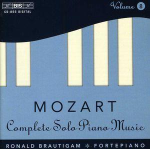 Complete Solo Piano Music 8