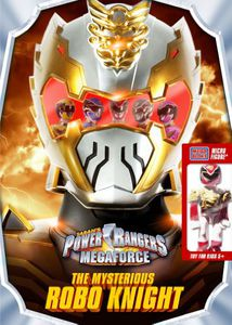 Power Rangers Megaforce the Mysterious Robo: Volume 2