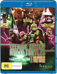 Teenage Mutant Ninja Turtles 2: Secret of the Ooze [Import]