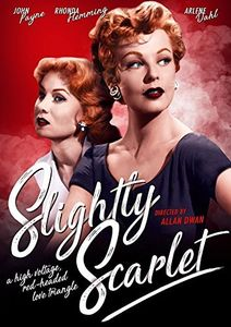 Slightly Scarlet [Import]