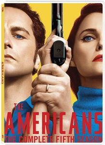 The Americans: The Complete Fifth Season , Matthew Rhys