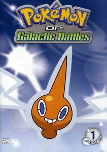 Pokemon DP Galactic Battles: Volume 1