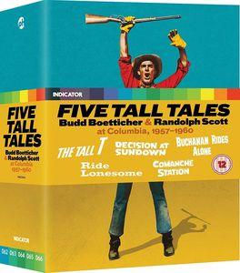 Five Tall Tales: Budd Boetticher & Randolph Scott [Import]