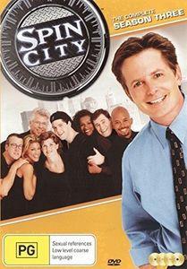 Spin City-Season 3 [Import]