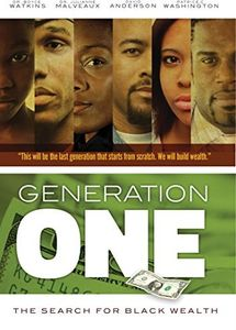 Generation One: Search for Black Wealth