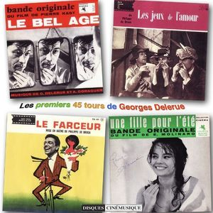 Georges Delerue: Les Premier (Original Soundtrack) [Import]