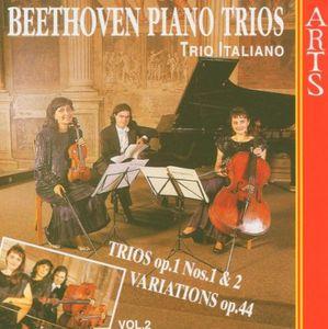 Complete Piano Trios 2