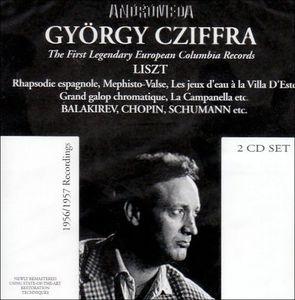Klavierwerke /  G. Cziffra