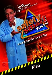 Safety Smart Science with Bill Nye: Fire