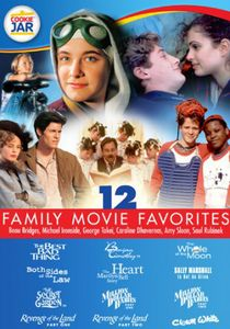 Family Movie Favorites: 12 Film Collection