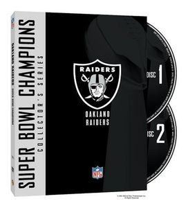 NFL Super Bowl Collection: Oakland Raiders