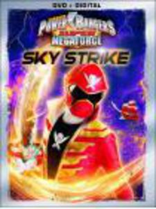 Power Rangers Super Megaforce Sky Strike