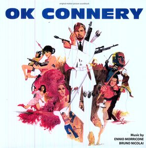 O.K. Connery (Original Motion Picture Soundtrack)