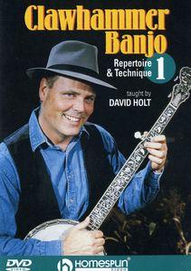 Clawhammer Banjo: Volume 1